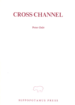 DALE, Peter (Peter John), 1938- : CROSS CHANNEL.