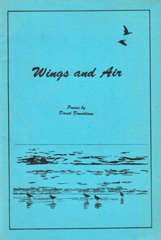 DONALDSON, David : WINGS AND AIR : POEMS.