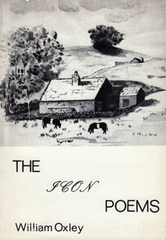 OXLEY, William, 1939- : THE 'ICON' POEMS.