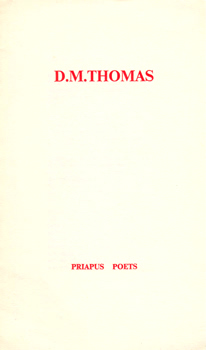 THOMAS, D.M. (Donald Michael), 1935- : D. M. THOMAS [FOUR POEMS].