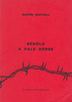 SOUTHALL, Martin (Martin Rea), 1924-1994 : BEHOLD A PALE HORSE.