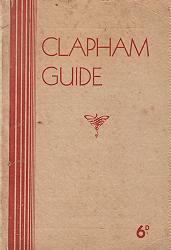 BATTLEY, John R. (John Rose), 1880-1952 - editor : CLAPHAM GUIDE (PICTORIAL AND DESCRIPTIVE).