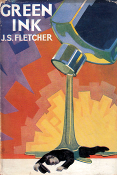 FLETCHER, J.S. (Joseph Smith), 1863-1935 : GREEN INK AND OTHER STORIES.