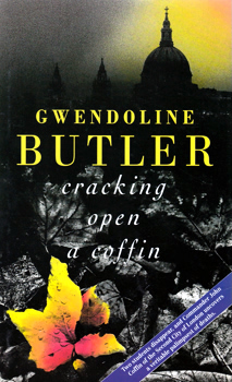 BUTLER, Gwendoline, 1922-2013 : CRACKING OPEN A COFFIN.