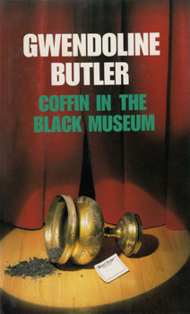 BUTLER, Gwendoline, 1922-2013 : COFFIN IN THE BLACK MUSEUM.