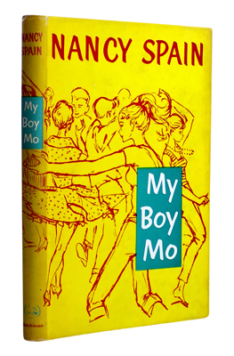 SPAIN, Nancy (Nancy Brooker), 1917-1964 : MY BOY MO.