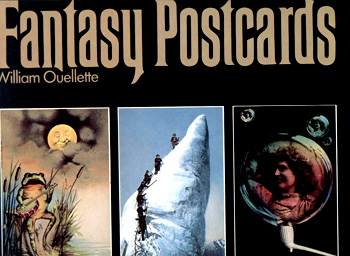 FANTASY POSTCARDS. WITH AN INTRODUCTION BY BARBARA JONES.
