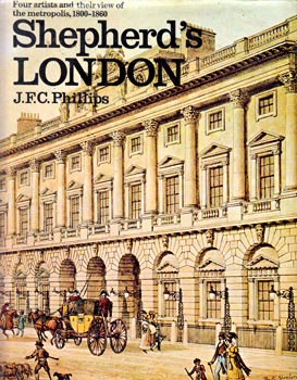 PHILLIPS, J.F.C. (John Francis Charles), 1943-1996 : SHEPHERD'S LONDON.
