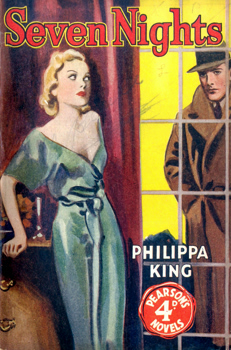 KING, Philippa : SEVEN NIGHTS.