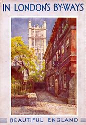 JERROLD, Walter (Walter Copeland), 1865-1929 : IN LONDON'S BY-WAYS.