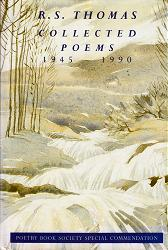 THOMAS, R.S. (Ronald Stuart), 1913-2000 : COLLECTED POEMS : 1945-1990.