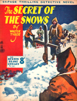 TYRER, Walter, 1900-1978 : THE SECRET OF THE SNOWS.