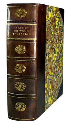 JACKSON, John, 1801-1848 [& CHATTO, William Andrew, 1799-1864] : A TREATISE ON WOOD ENGRAVING, HISTORICAL AND PRACTICAL. WITH UPWARDS OF THREE HUNDRED ILLUSTRATIONS, ENGRAVED ON WOOD, BY JOHN JACKSON.