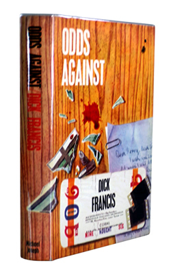 FRANCIS, Dick (Richard Stanley), 1920-2010 : ODDS AGAINST.