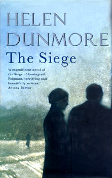 DUNMORE, Helen, 1952-2017 : THE SIEGE.