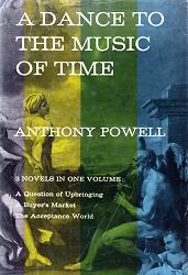 POWELL, Anthony (Anthony Dymoke), 1905-2000 : A DANCE TO THE MUSIC OF TIME.