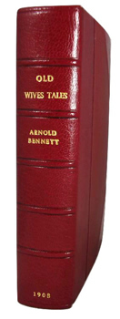 BENNETT, Arnold (Enoch Arnold), 1867-1931 : THE OLD WIVES' TALE : A NOVEL.