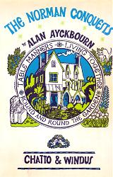 AYCKBOURN, Sir Alan, 1939- : THE NORMAN CONQUESTS : A TRILOGY OF PLAYS.