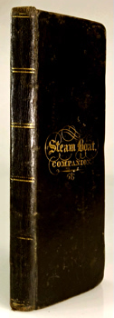 LUMSDEN, James, 1753?-1821 – publisher : THE STEAM BOAT COMPANION: AND STRANGER'S GUIDE TO THE WESTERN ISLANDS AND HIGHLANDS OF SCOTLAND ...