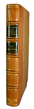 MAUGHAM,  W. Somerset (William Somerset), 1874-1965 : THE MOON AND SIXPENCE : A NOVEL.