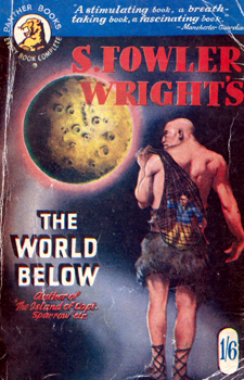 WRIGHT, S. Fowler (Sydney Fowler), 1874-1965 :  THE WORLD BELOW [THE AMPHIBIANS].