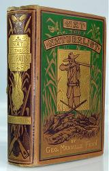 FENN, George Manville, 1831-1909 : NAT THE NATURALIST : OR A BOY'S ADVENTURES IN THE EASTERN SEAS.