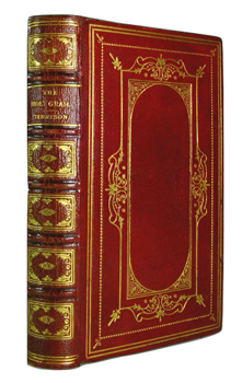 TENNYSON, Alfred (Alfred Tennyson, 1st Baron), 1809-1892 : THE HOLY GRAIL AND OTHER POEMS.