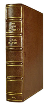 MASON, A.E.W. (Alfred Edward Woodley), 1865-1948 : THE FOUR FEATHERS.