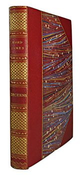 DICKENS, Charles (Charles John Huffam), 1812-1870 : HARD TIMES. FOR THESE TIMES.