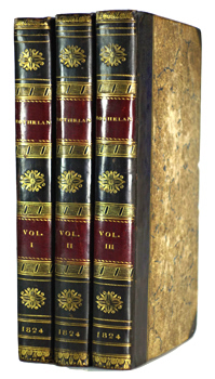 [GALT, John, 1779-1839] : ROTHELAN; A ROMANCE OF THE ENGLISH HISTORIES.