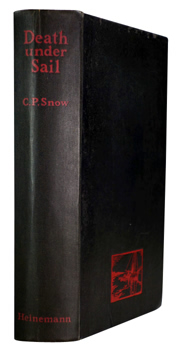 SNOW, C.P. (Charles Percy Snow, 1st Baron), 1905-1980 : DEATH UNDER SAIL.