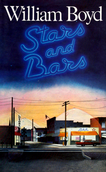 BOYD, William, 1952- : STARS AND BARS.