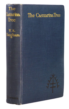 MAUGHAM, W. Somerset (William Somerset), 1874-1965 : THE CASUARINA TREE : SIX STORIES.