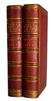 WROTTESLEY, George, 1827-1909 : LIFE AND CORRESPONDENCE OF FIELD MARSHALL SIR JOHN BURGOYNE, BART.