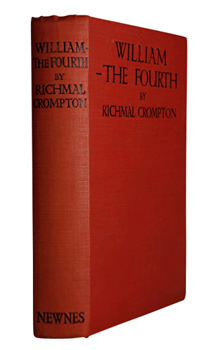 """CROMPTON, Richmal"" – [LAMBURN, Richmal Crompton, 1890-1969] : WILLIAM – THE FOURTH."