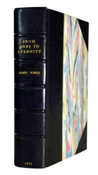 JONES, James (James Ramon), 1921-1977 : FROM HERE TO ETERNITY.