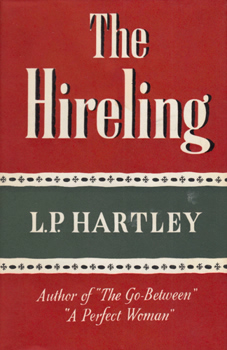 HARTLEY, L.P. (Leslie Poles), 1895-1972 : THE HIRELING.
